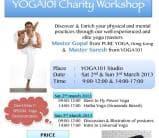 Workshop by Master Gopal: 2-3 March 2013